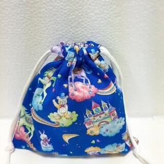 ユニコーン アニマル柄 コップ袋(外出用品)