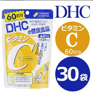 DHC - DHC ビタミンC ハードカプセル 60日(30袋セット)DHC サプリメント
