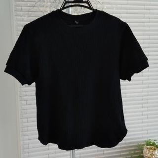 UNIQLO - ユニクロ ワッフルTシャツ 半袖