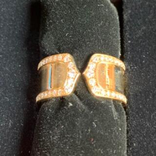4℃ - カルティエ  2C リング フルダイヤモンド