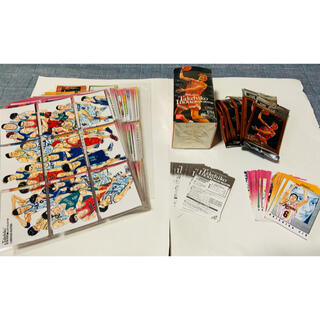 BANDAI - スラムダンク井上雄彦イラストコレクショントレーディングカード132種SP2種あり
