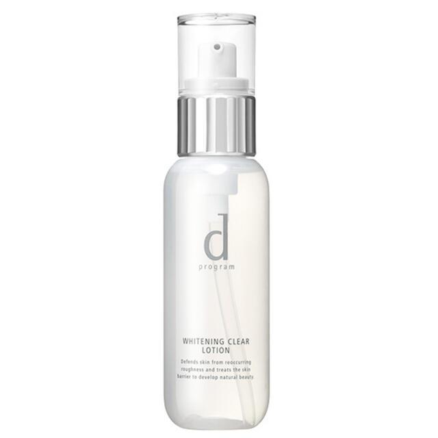 d program(ディープログラム)のdプログラムホワイトニングクリアローション.エマルジョン コスメ/美容のスキンケア/基礎化粧品(その他)の商品写真