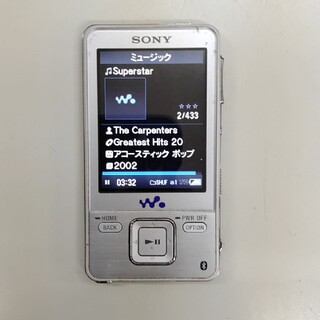 ウォークマン(WALKMAN)のSONY WALKMAN ソニー ウォークマン NW-A828(ポータブルプレーヤー)