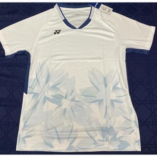 YONEX - 【新品】ヨネックス バドミントン 白色 Lサイズ