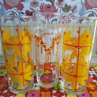 東洋佐々木ガラス - 未使用♥️アデリア 佐々木硝子 ゾンビグラス セット レトロポップ ロンググラス