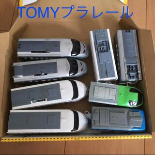 トミー(TOMMY)のプラレール 列車 機関車 新幹線 まとめ売り (電車のおもちゃ/車)