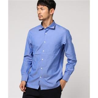 アダムエロぺ(Adam et Rope')の定価10450円 Adam et Rope' オックスセミワイドカラーシャツ M(シャツ)