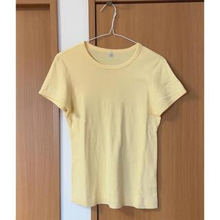UNIQLO - ユニクロ Tシャツ 半袖 イエロー
