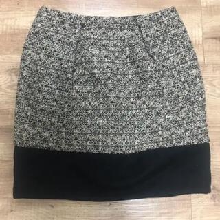 ユナイテッドアローズ(UNITED ARROWS)の膝丈スカート(ひざ丈スカート)