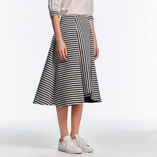 BARNEYS NEW YORK - ボーダーズアットバルコニー スカート