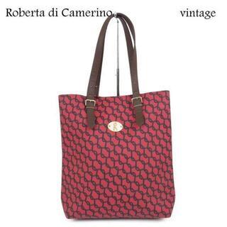 ロベルタディカメリーノ(ROBERTA DI CAMERINO)のロベルタ ディ カメリーノ ヴィンテージ ショルダー トート バッグ(トートバッグ)