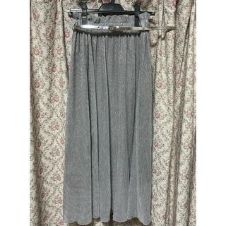 マジェスティックレゴン(MAJESTIC LEGON)のマジェスティックレゴン ロングスカート ベルト付き(ロングスカート)
