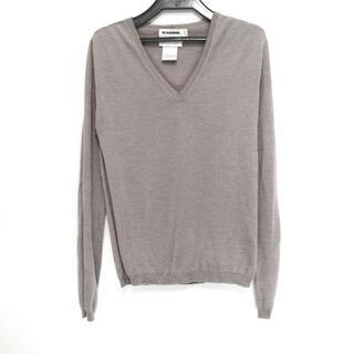 ジルサンダー(Jil Sander)のジルサンダー 長袖セーター サイズ36 S -(ニット/セーター)