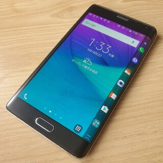 Galaxy - Galaxy Note Edge SCL24 動作確認済み! 訳あり品