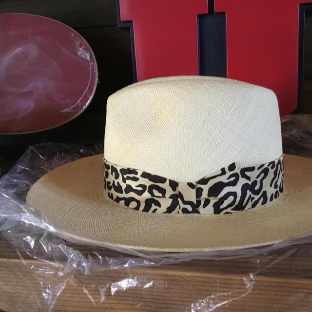 WACKO MARIA(ワコマリア)のWACKO MARIA HAT-04-JOHNN ワコマリア  メンズの帽子(ハット)の商品写真