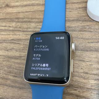 Apple Watch - Apple Watch series2 アルミニウム 42mm