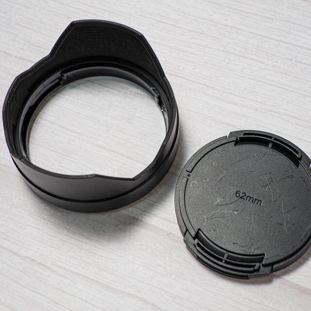 Panasonic(パナソニック)の[美品] LEICA DG VARIO-ELMARIT 12-60mm スマホ/家電/カメラのカメラ(レンズ(ズーム))の商品写真