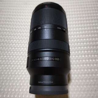 SONY - ソニーE70−350mm F4.5−6.3 oss