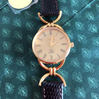 Gucci - GUCCI  グッチ 腕時計 電池交換済