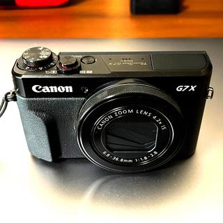Canon - 【お値下げ致しました】Canon PowerShot G7X mark Ⅱ