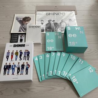 シャイニー(SHINee)のSHINeeシーズングリーティング《2017.2018.2019》セット(K-POP/アジア)