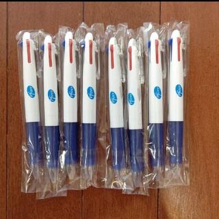 ゼブラ(ZEBRA)のファイザー 3色ボールペン 8本セット(ペン/マーカー)
