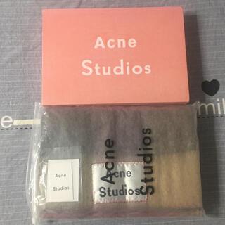 アクネ(ACNE)のacne studios マフラーマルチa(マフラー/ショール)