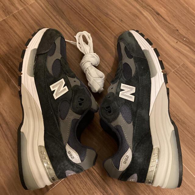 New Balance(ニューバランス)のNew balance ニューバランス M992 GG メンズの靴/シューズ(スニーカー)の商品写真