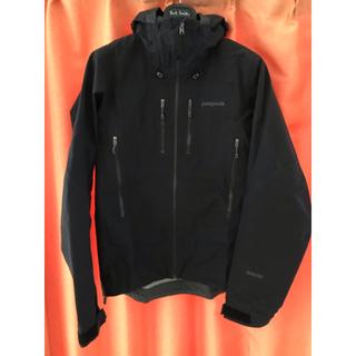 patagonia - パタゴニア GORE-TEX トリオレット ジャケット 黒 Sサイズ