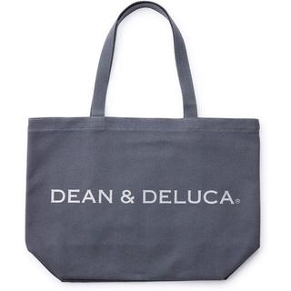 DEAN & DELUCA - DEAN DELUCA トートバッグ チャコールグレー