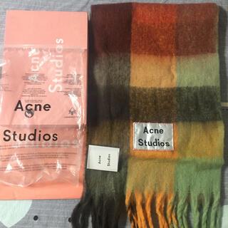 アクネ(ACNE)のacne studios マフラーマルチd(マフラー/ショール)
