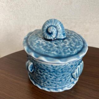 スタディオクリップ(STUDIO CLIP)のシェル 貝 モチーフ 陶器 小物入れ スタディオクリップ(小物入れ)