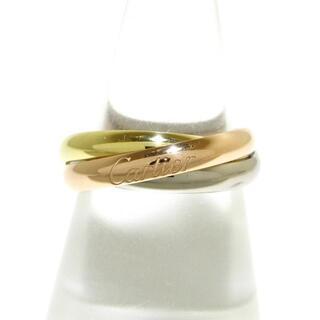 カルティエ(Cartier)のカルティエ 3連リング 53美品  トリニティ(リング(指輪))