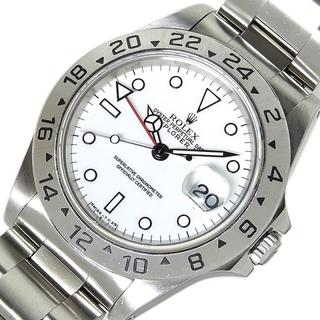 ROLEX - ロレックス ROLEX エクスプローラーⅡ 腕時計 メンズ【中古】