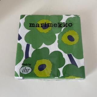 マリメッコ(marimekko)のマリメッコ ペーパーナプキン(収納/キッチン雑貨)