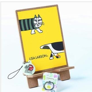 Lisa Larson - 【未開封発送】GLOW 1月号♡リサ・ラーソン♡スマホ 3点セット