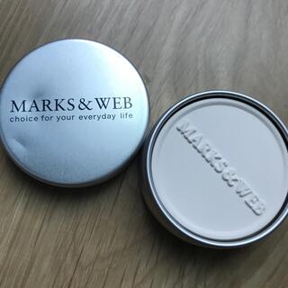 マークスアンドウェブ(MARKS&WEB)のMARKS&WEB 缶入りアロマストーン(アロマグッズ)