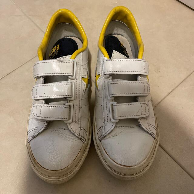 CONVERSE(コンバース)のconverse ベルクロ ワンスター イエロー レディースの靴/シューズ(スニーカー)の商品写真