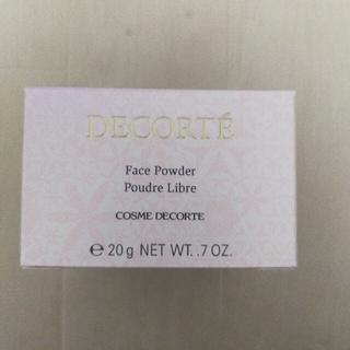 COSME DECORTE - コスメデコルテ フェイスパウダー 108 before evening 限定色