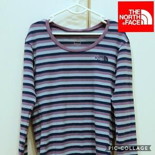 ザノースフェイス(THE NORTH FACE)のTHE NORTH FACE ノースフェイス ロンT ゴールドウイン 160(Tシャツ/カットソー)