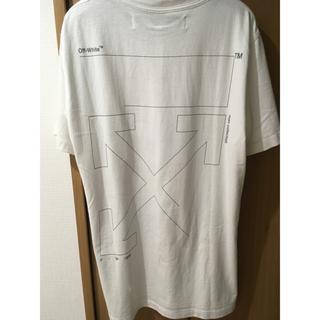 OFF-WHITE - オフホワイト 20SS tシャツ ホワイト