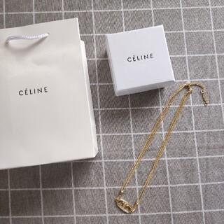 セリーヌ(celine)の超人気※ セリーCeline ネックレス 美品(ネックレス)