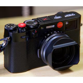 フジフイルム(富士フイルム)のFUJIFILM富士フィルムX100V 美品(デジタル一眼)