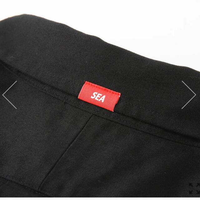 SEA(シー)のWDS BALLOON OX FORD SHIRT S ゆうた着 送料込み メンズのトップス(シャツ)の商品写真