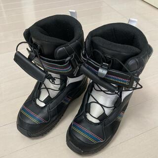 子供用 スノーボードブーツ 21cm
