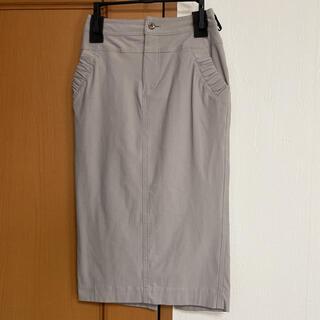 ダブルスタンダードクロージング(DOUBLE STANDARD CLOTHING)のダブルスタンダード メリルハイテンション スカート(ひざ丈スカート)