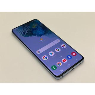 SAMSUNG - [1273] 美品 galaxy S20 5G 128GB ブルー SIMフリー