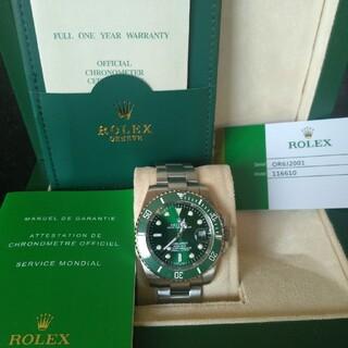 Rolex ロレックス サブマリーナデイト 116610LV