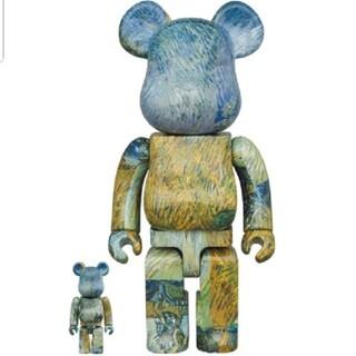 MEDICOM TOY - ゴッホ展 限定 BE@RBRICK Van Gogh ベアブリック 正規品