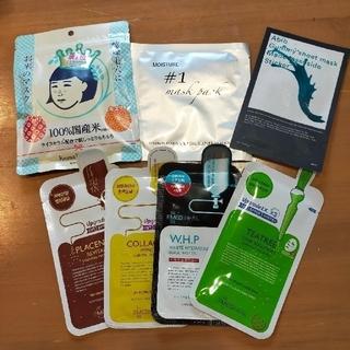 イシザワケンキュウジョ(石澤研究所)のシートマスク 7点セット まとめ売り(パック/フェイスマスク)